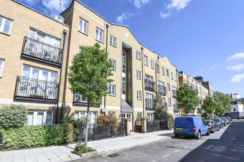 2 Bedrooms Flat for sale in Combermere Road, Clapham