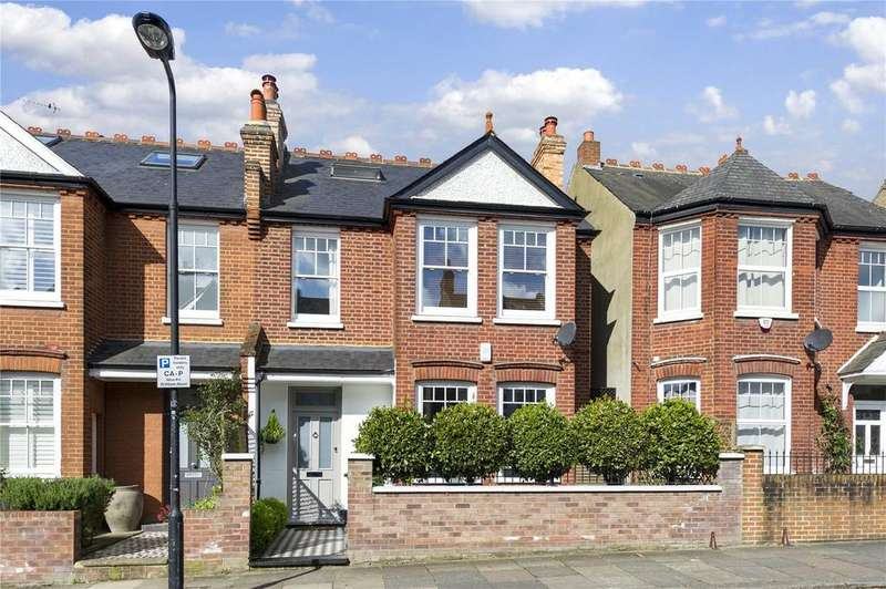 5 Bedrooms Semi Detached House for sale in Sarre Road, London