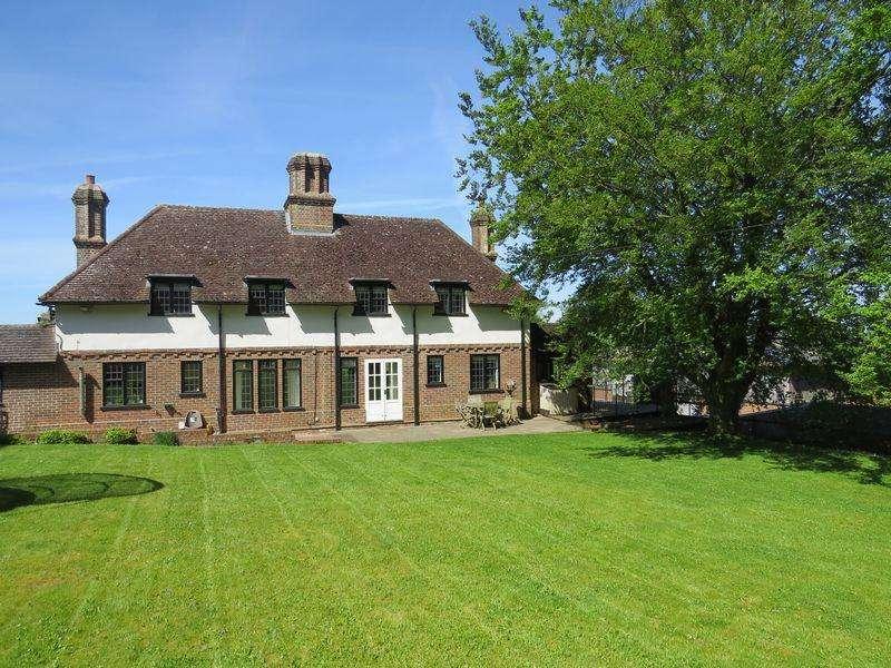 3 Bedrooms Detached House for rent in South Warnborough, near Alton / Basingstoke / Fareham, Hampshire