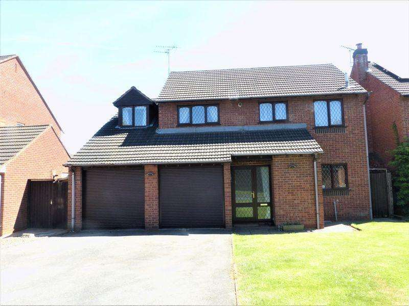 4 Bedrooms Detached House for sale in Hawfield Grove, Sutton Coldfield