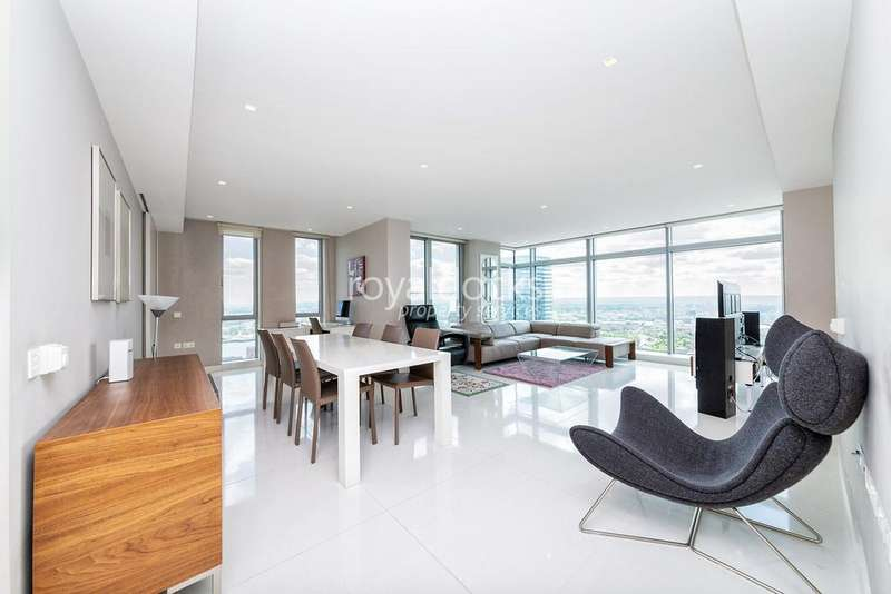 3 Bedrooms Penthouse Flat for sale in Pan Peninsula Square, London, E14
