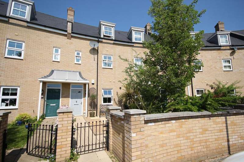 4 Bedrooms Town House for sale in Heronslee, Shefford, SG17