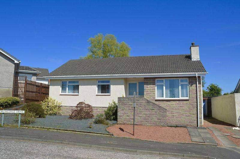 3 Bedrooms Detached Bungalow for sale in Drumcoyle Drive, Coylton