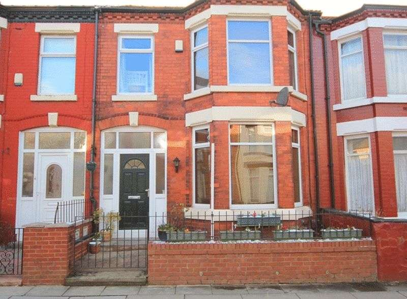 3 Bedrooms Property for sale in Baden Road, Old Swan, Liverpool, L13