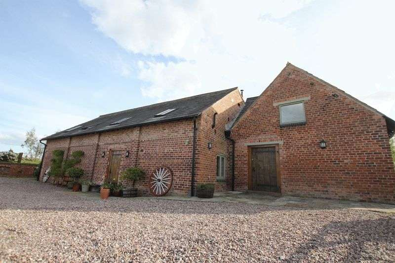 5 Bedrooms Property for sale in Barn Croft, Ledsham Village, Cheshire