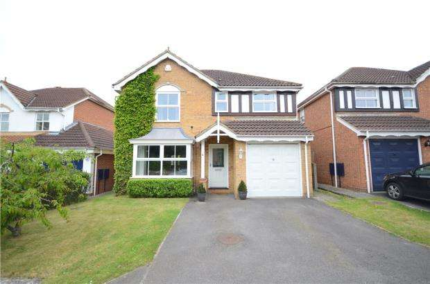 4 Bedrooms Detached House for sale in Seddon Hill, Warfield