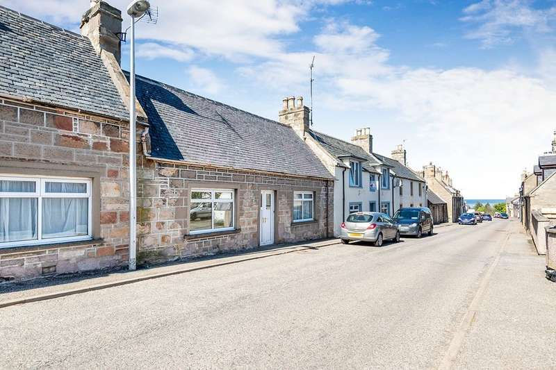 2 Bedrooms Property for sale in Hartfield Street, Tain, IV19