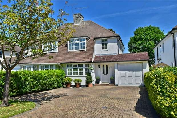 3 Bedrooms Detached House for sale in 188 The Parkway, Iver Heath, Buckinghamshire