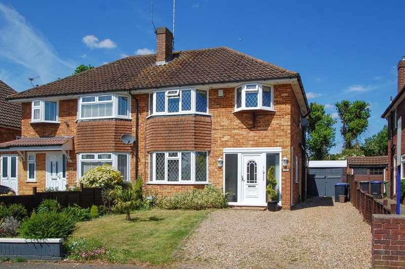 3 Bedrooms Semi Detached House for sale in Elderfield Road, Stoke Poges, SL2