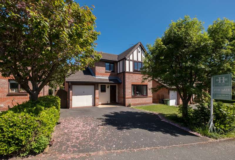 3 Bedrooms House for sale in 3 bedroom House Detached in Davenham
