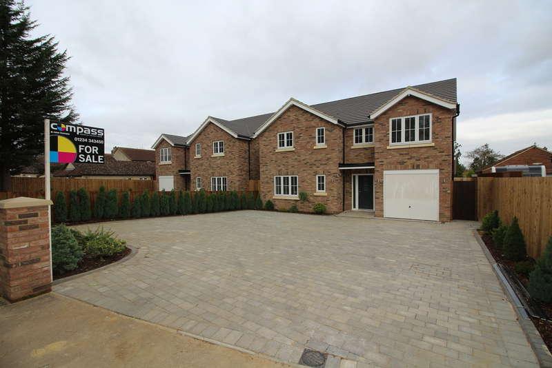 4 Bedrooms Detached House for sale in Plot 1 Dane Lane, Wilstead, MK45