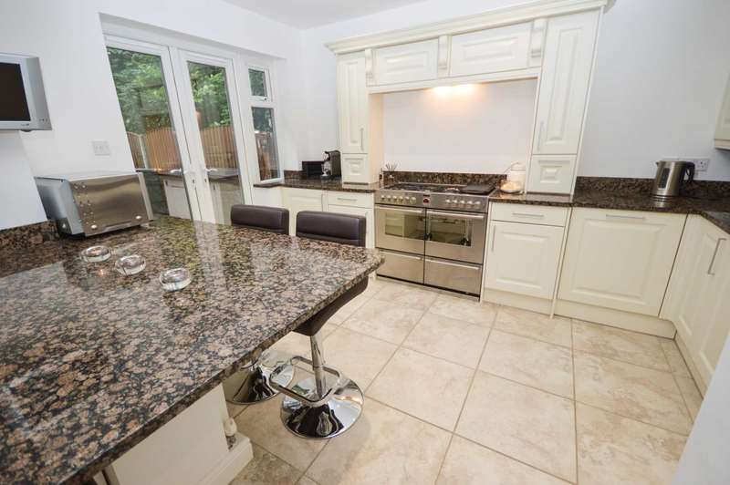 4 Bedrooms Semi Detached House for sale in ACK LANE EAST, Bramhall