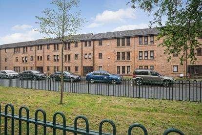 1 Bedroom Flat for sale in Raeberry Street, North Kelvinside