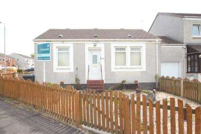 3 Bedrooms Bungalow for sale in Braeside, Girdle Toll, Irvine, North Ayrshire