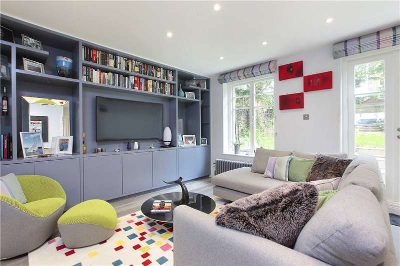2 Bedrooms Flat for sale in Riggindale Road, Streatham, London, SW16