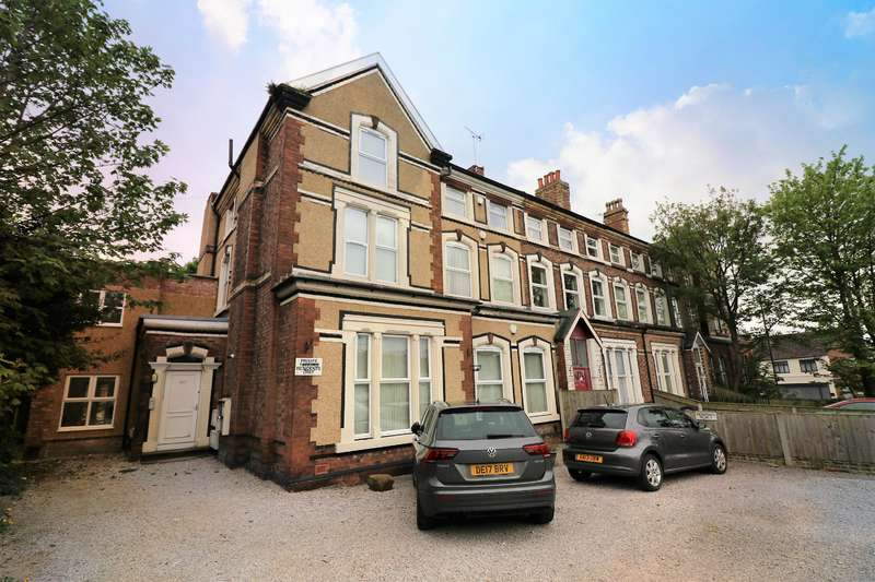 2 Bedrooms Flat for sale in 507 Old Chester Road, Birkenhead, CH42 4NG