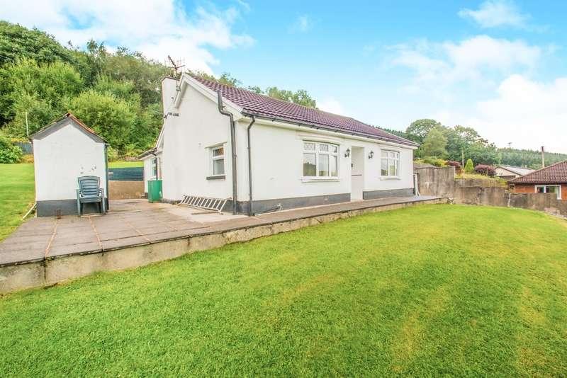 3 Bedrooms Detached House for sale in Llandraw Woods, PONTYPRIDD