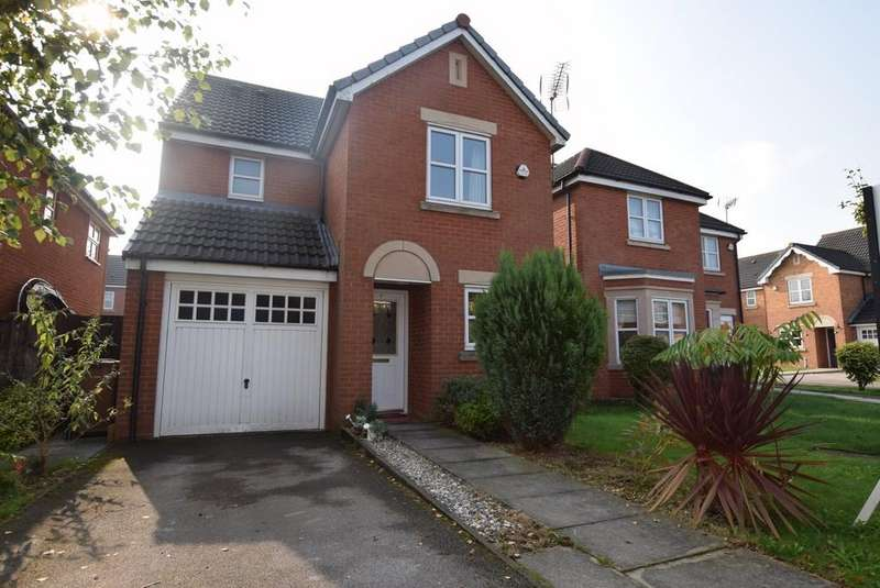 3 Bedrooms Detached House for sale in Camellia Gardens, New Bold , St. Helens