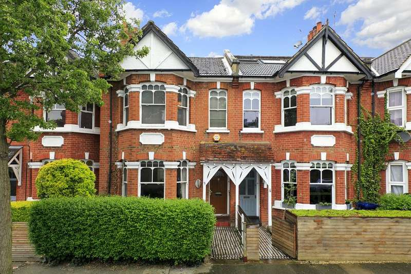 3 Bedrooms House for sale in Kingscote Road, London
