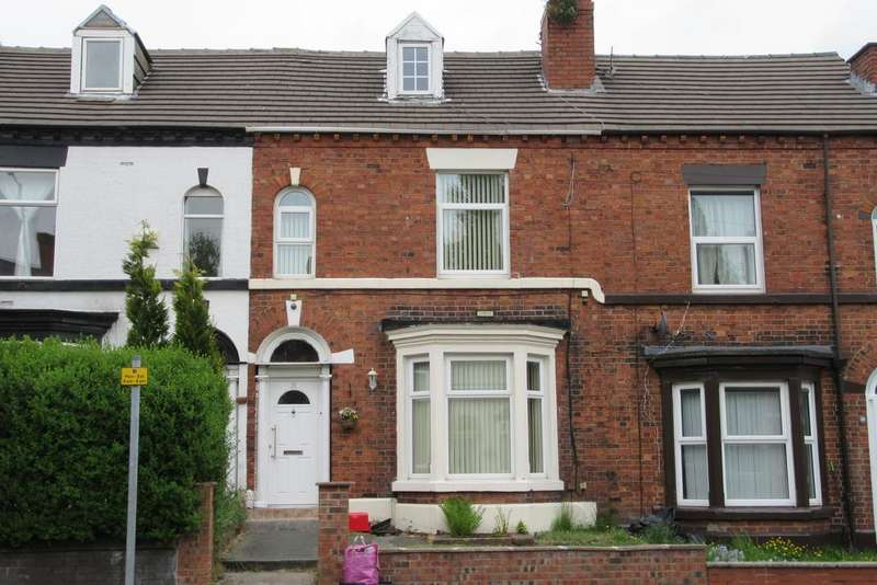 4 Bedrooms Terraced House for sale in Lugsmoe Lane, St Helens WA10