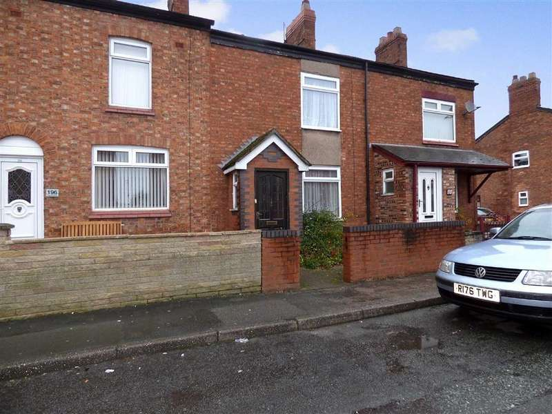 2 Bedrooms Terraced House for sale in Weaver Street, Winsford, Cheshire