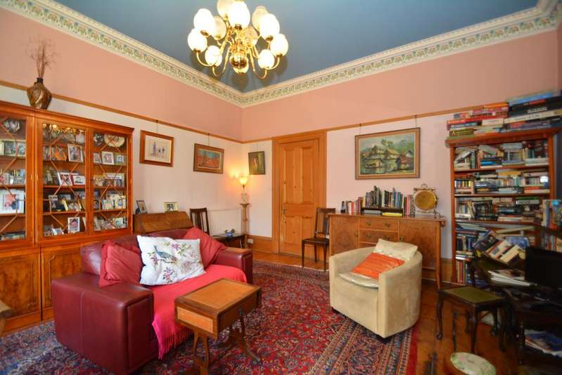 2 Bedrooms Ground Flat for sale in 184 Nithsdale Road, GLASGOW, G41 5EU