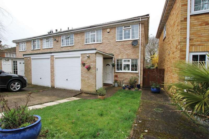 3 Bedrooms End Of Terrace House for sale in Radical Ride, Finchampstead, WOKINGHAM, Berkshire