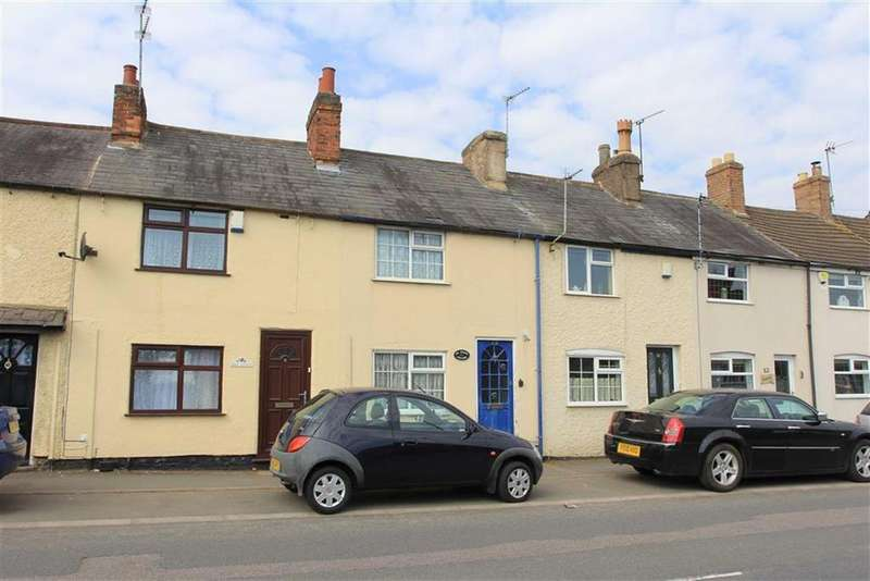 2 Bedrooms Terraced House for sale in Rothley Road, Mountsorrel, Leicestershire