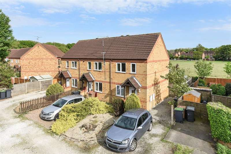 2 Bedrooms Semi Detached House for sale in Dawson Road, Sleaford, NG34