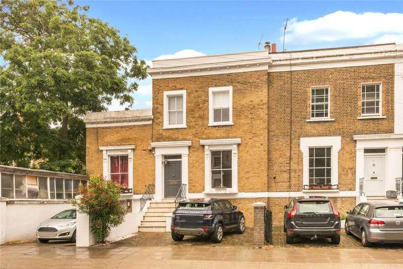 3 Bedrooms Terraced House for sale in Englefield Road, Islington, London
