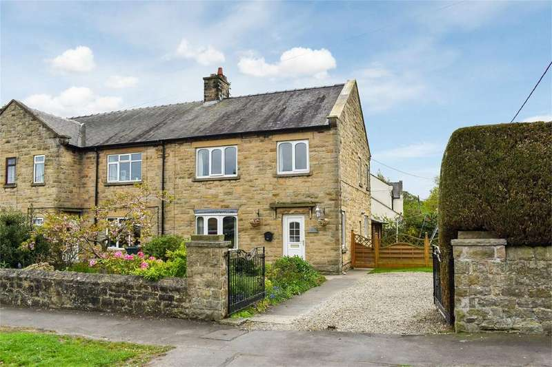 3 Bedrooms Semi Detached House for sale in 15 Sudburn Avenue, Staindrop, Darlington, Durham