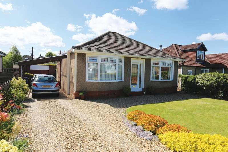 3 Bedrooms Bungalow for sale in 26 Borland Road, Bearsden, G61 2NB