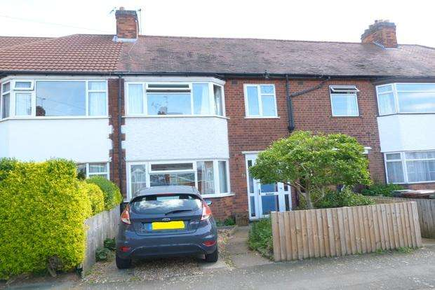 3 Bedrooms Town House for sale in Sycamore Road, Birstall, Leicester, LE4