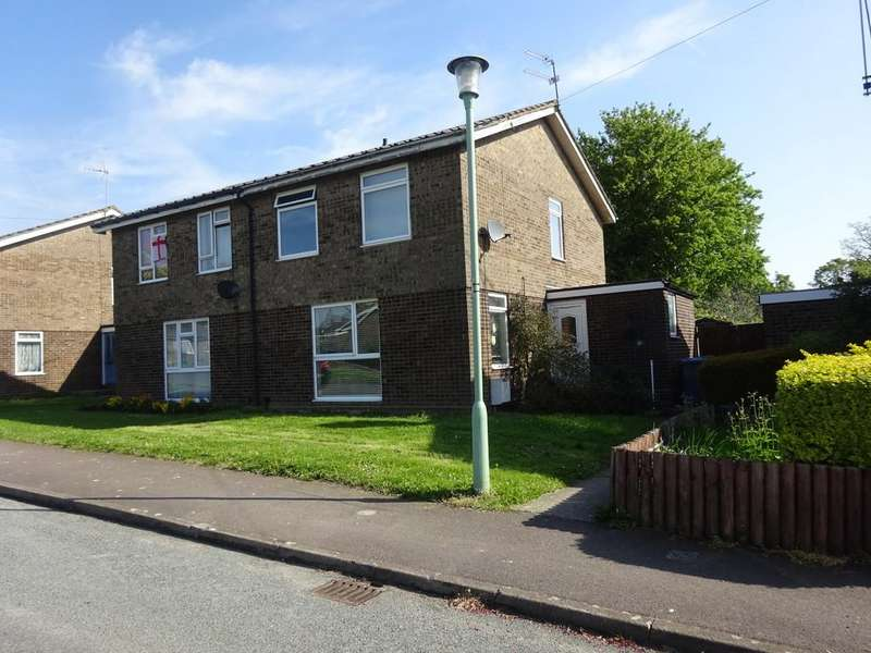 3 Bedrooms Semi Detached House for rent in Grundisburgh