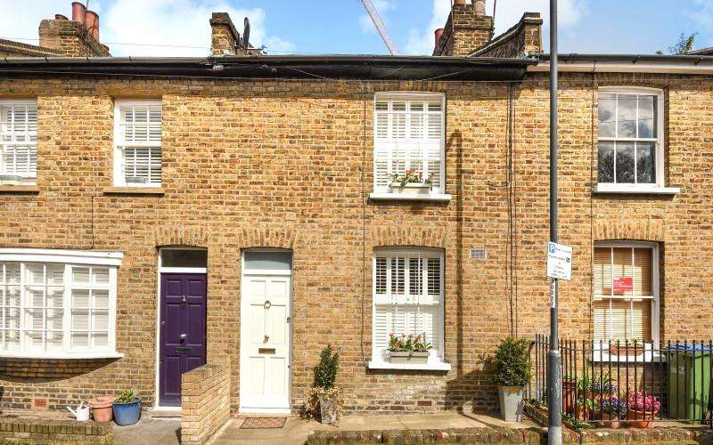 2 Bedrooms Terraced House for sale in Colomb Street London SE10