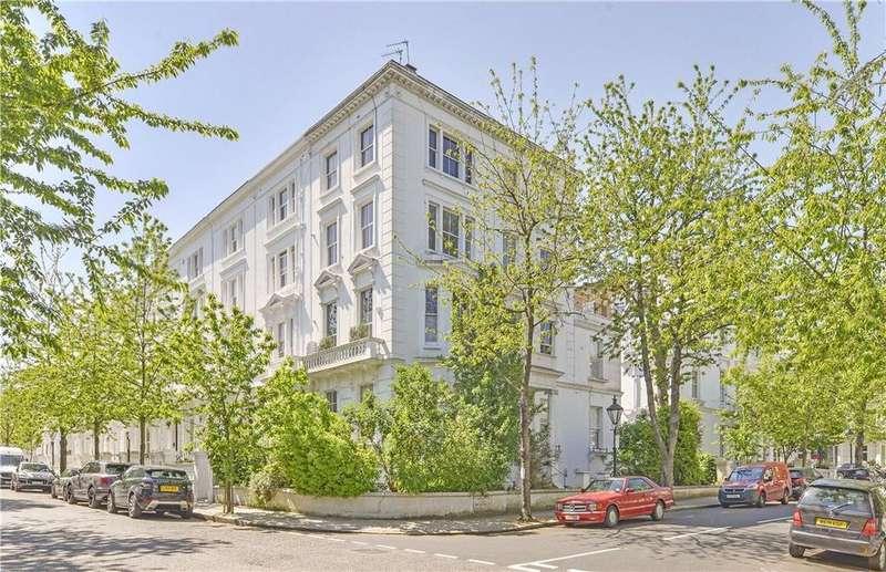1 Bedroom Flat for sale in Palace Gardens Terrace, London, W8