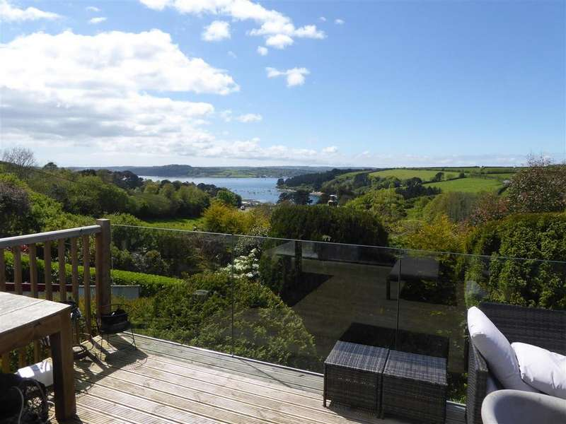 4 Bedrooms Detached Bungalow for sale in St. Just In Roseland, Truro