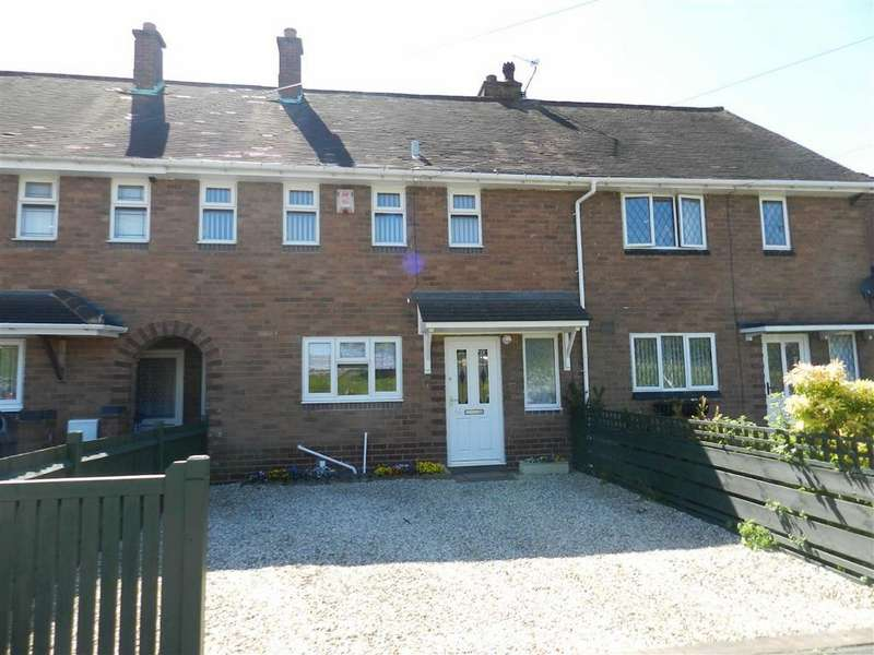 3 Bedrooms Terraced House for rent in Tintern Crescent, Bloxwich, Walsall