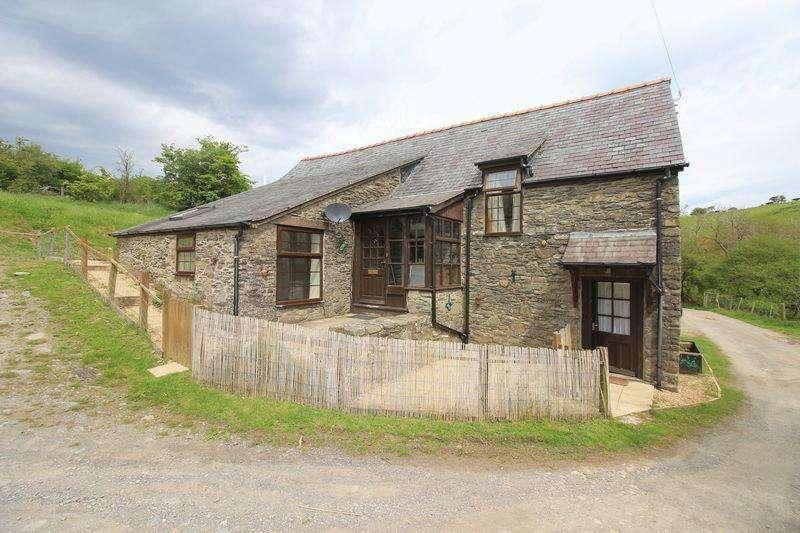 3 Bedrooms Detached House for rent in Ty Cerrig Barn, Nantyr, Llangollen