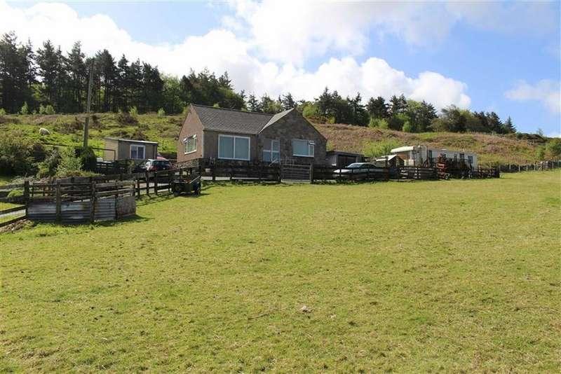 3 Bedrooms Detached Bungalow for sale in Carwyn, Tregarth, Gwynedd