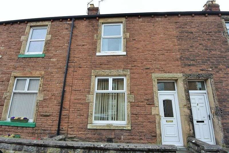 3 Bedrooms Property for sale in Clementina Terrace, Carlisle