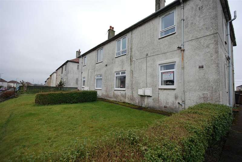 2 Bedrooms Apartment Flat for sale in Glencairn Street, Stevenston