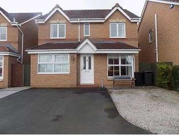 4 Bedrooms Detached House for sale in Dalesman Drive, Carlisle, CA1 3TH