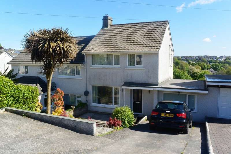 4 Bedrooms Semi Detached House for rent in Boslowick, Falmouth TR11