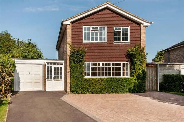 4 Bedrooms Detached House for sale in Reading, Berkshire