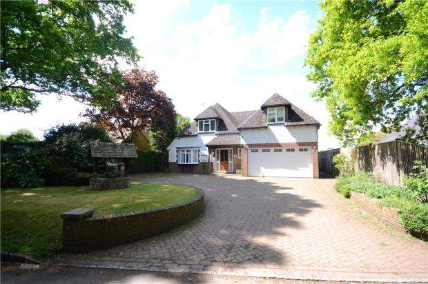 5 Bedrooms Detached House for sale in Tanners Lane, Chalkhouse Green, Reading