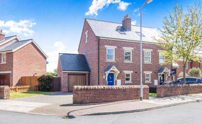 3 Bedrooms Semi Detached House for sale in Mill Weir Gardens, Lunt, Liverpool, Merseyside, L29