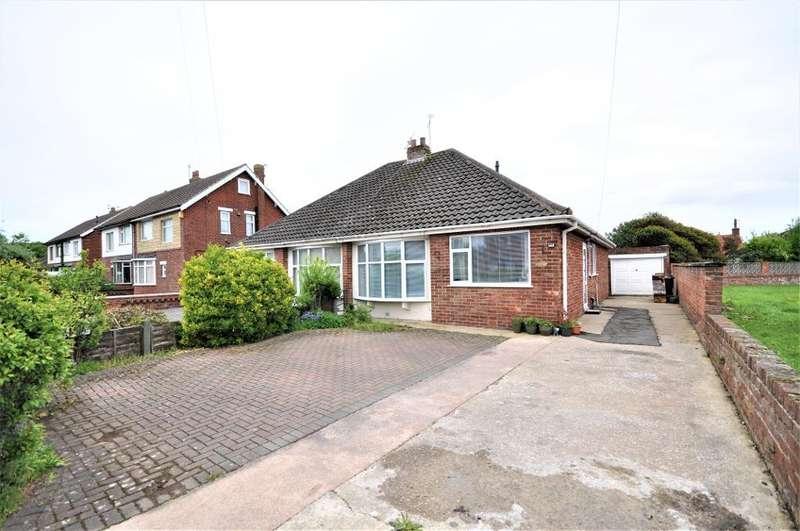 2 Bedrooms Semi Detached Bungalow for sale in Kilnhouse Lane, St Annes, Lytham St Annes, Lancashire, FY8 3BN