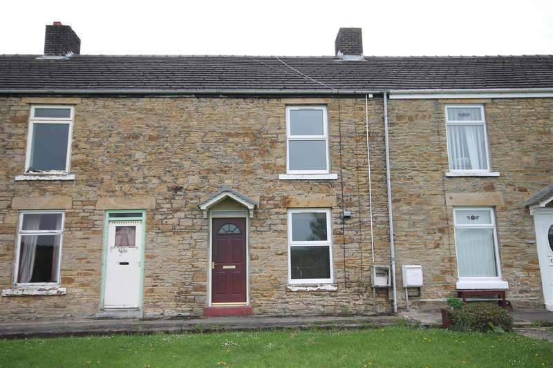 2 Bedrooms Terraced House for sale in Wood View, Croxdale, Durham