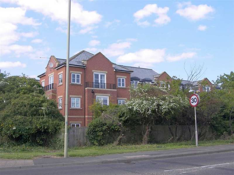 2 Bedrooms Apartment Flat for sale in Dunelm Grange, Boldon Colliery, Tyne And Wear, NE35